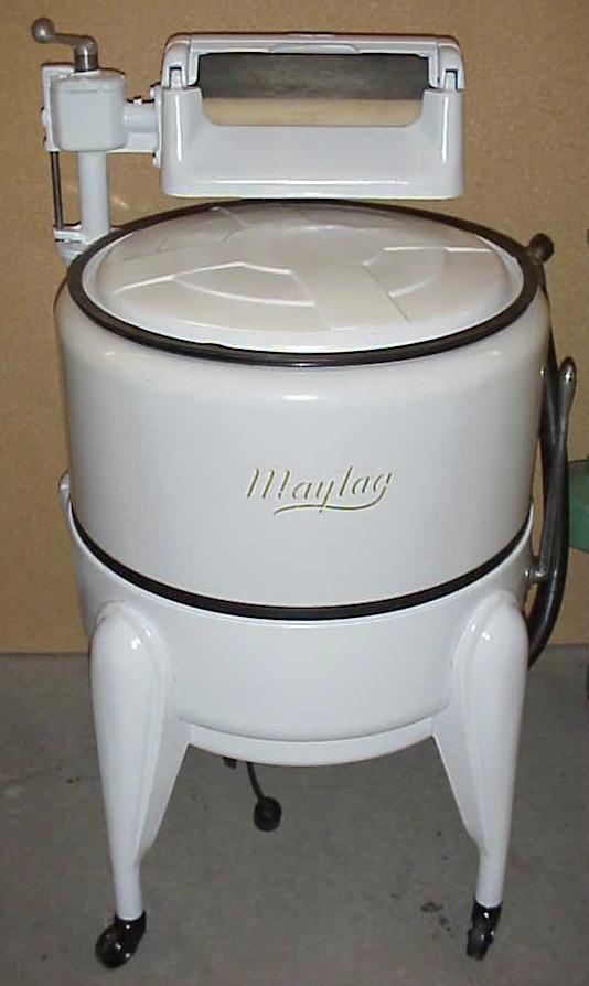 Washing Machine Database